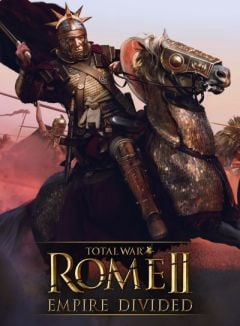 Jaquette de Total War Rome II : Empire Divided PC