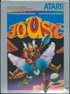 Jaquette de Joust Atari 5200