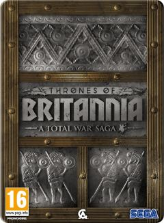 Jaquette de A Total War Saga : Thrones of Britannia PC
