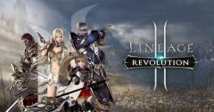 Jaquette de Lineage II : Revolution iPhone, iPod Touch
