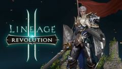Jaquette de Lineage II : Revolution Android