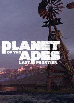 Jaquette de La Planète des Singes :  Last Frontier PS4