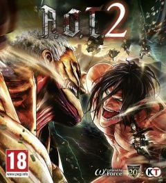 Jaquette de Attack on Titan 2 PC