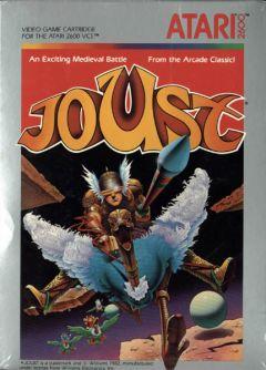 Jaquette de Joust Atari 2600