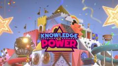 Jaquette de Knowledge is Power PS4