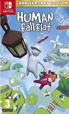 Jaquette de Human Fall Flat Nintendo Switch
