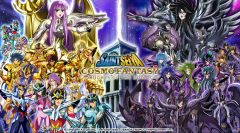 Jaquette de Saint Seiya Cosmo Fantasy iPhone, iPod Touch