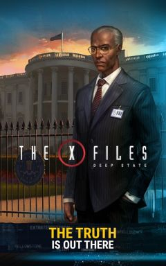 Jaquette de The X-Files : Deep State iPhone, iPod Touch