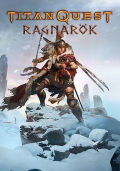 Jaquette de Titan Quest Ragnarök PC