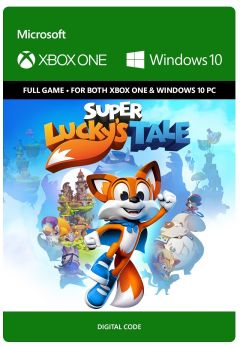 Jaquette de Super Lucky's Tale PC