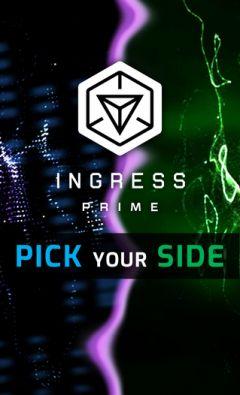 Jaquette de Ingress Prime Android