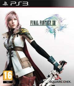 Jaquette de Final Fantasy XIII PlayStation 3