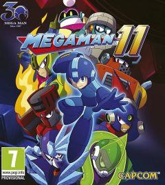 Jaquette de Mega Man 11 PC