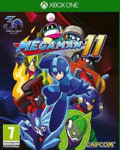 Jaquette de Mega Man 11 Xbox One