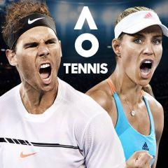 Jaquette de AO Tennis Xbox One