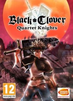 Jaquette de Black Clover Quartet Knights PC