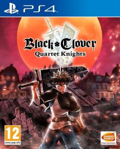Jaquette de Black Clover Quartet Knights PS4
