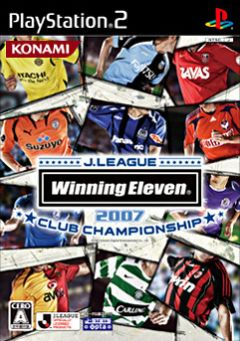 Jaquette de J.League Winning Eleven Club Championship PlayStation 2