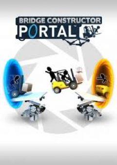 Jaquette de Bridge Constructor Portal PS4