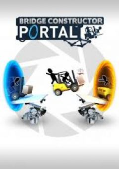 Jaquette de Bridge Constructor Portal PS4