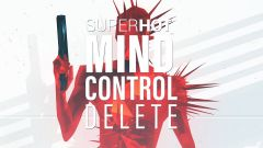 Jaquette de SUPERHOT : MIND CONTROL DELETE PC
