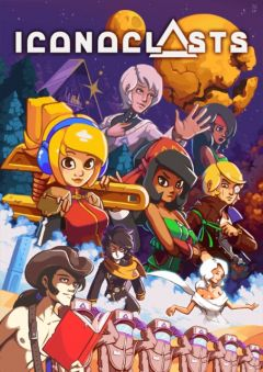 Jaquette de Iconoclasts PS Vita