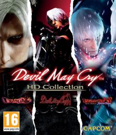 Jaquette de Devil May Cry HD Collection PC