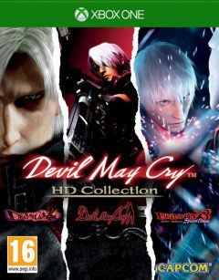 Jaquette de Devil May Cry HD Collection Xbox One