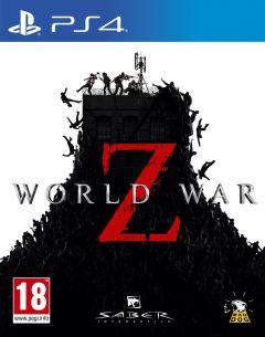 Jaquette de World War Z PS4