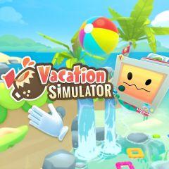 Jaquette de Vacation Simulator HTC Vive