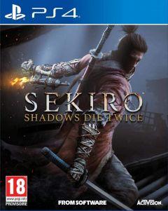 Jaquette de Sekiro : Shadows Die Twice PS4