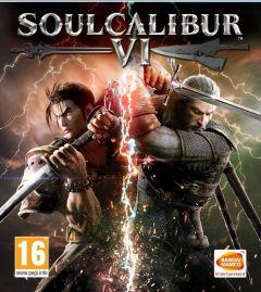 Jaquette de SoulCalibur VI PC
