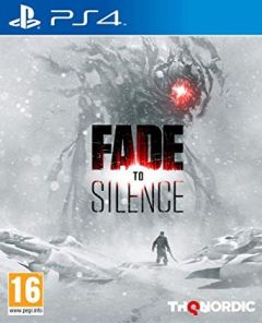 Jaquette de Fade to Silence PS4