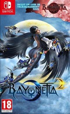Jaquette de Bayonetta 2 Nintendo Switch