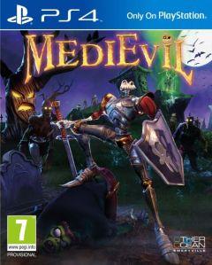 Jaquette de MediEvil PS4