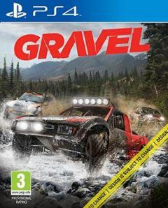 Jaquette de GRAVEL PS4