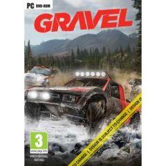 Jaquette de GRAVEL PC
