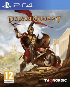 Jaquette de Titan Quest PS4