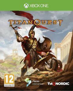 Jaquette de Titan Quest Xbox One