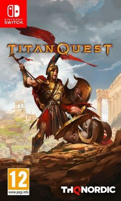 Jaquette de Titan Quest Nintendo Switch