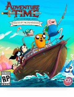 Jaquette de Adventure Time : Pirates of the Enchiridion PC