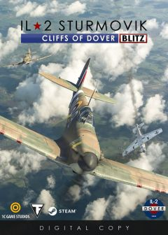 Jaquette de IL-2 Sturmovik : Cliffs of Dover Blitz PC