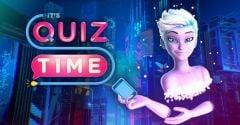 Jaquette de It's Quiz Time PS4