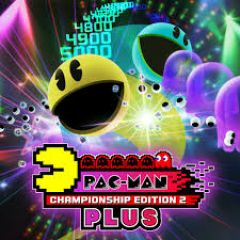 Jaquette de Pac-Man Championship Edition 2 Plus Nintendo Switch