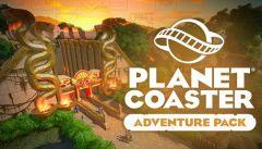 Jaquette de Planet Coaster : Adventure Pack PC