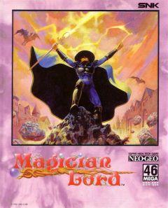 Jaquette de Magician Lord NeoGeo
