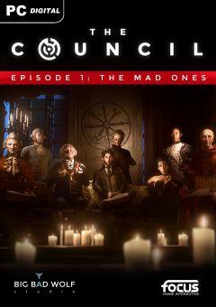 Jaquette de The Council Episode 1 : The Mad Ones PC