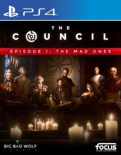 Jaquette de The Council Episode 1 : The Mad Ones PS4
