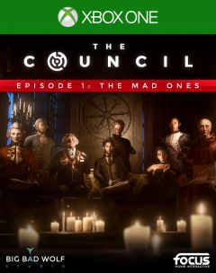 Jaquette de The Council Episode 1 : The Mad Ones Xbox One