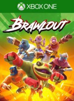 Jaquette de Brawlout Xbox One